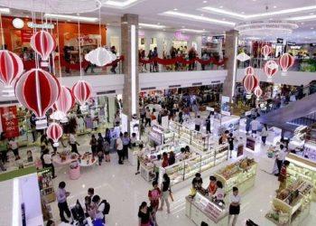 siêu thị mua sắm