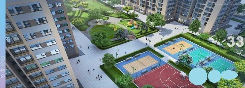 Dự án xây dựng hệ thống khu thể thao đa năng