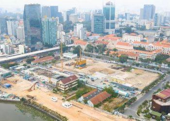 Tiến độ Grand Marina Saigon như thế nào?