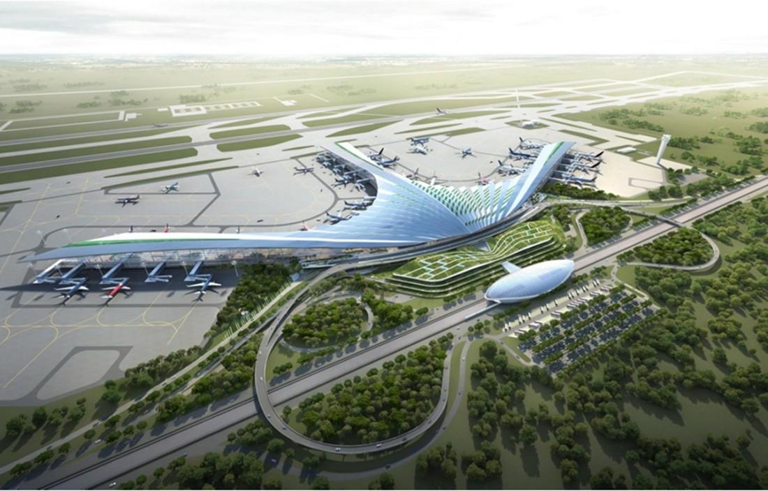 Sân bay Long Thành ở đâu
