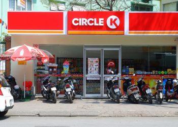 Cửa hàng tiện lợi Circle K gần đây cho tín đồ mua sắm 24/7