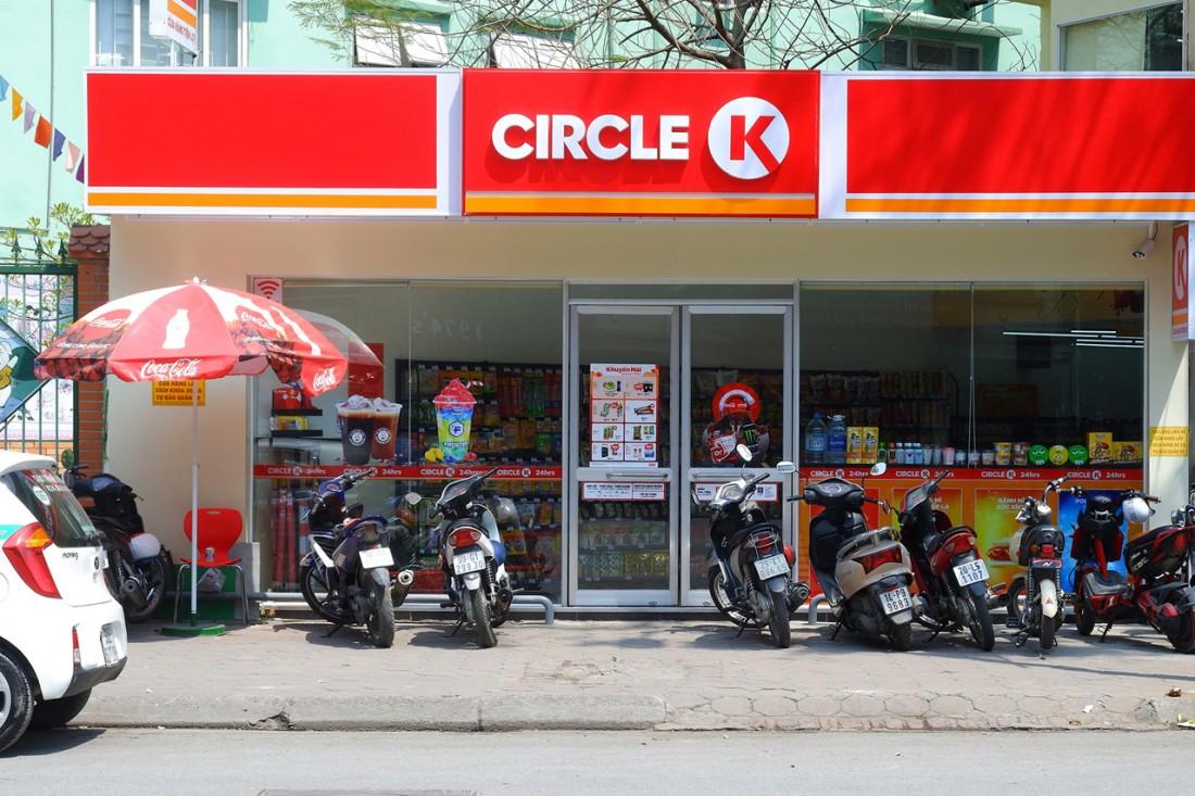 Circle K gần đây