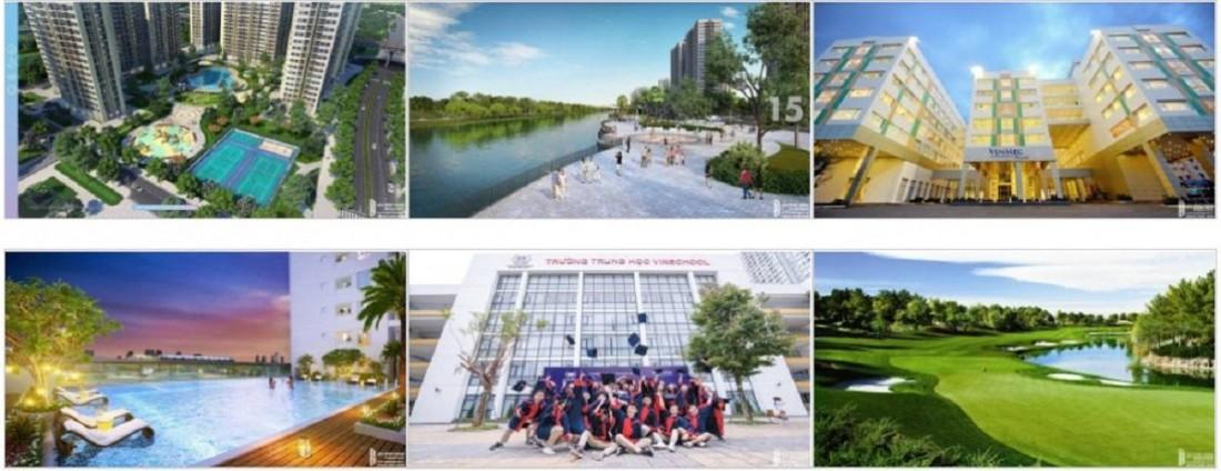 Công viên trung tâm 36ha quy mô lớn nhất Đông Nam Á