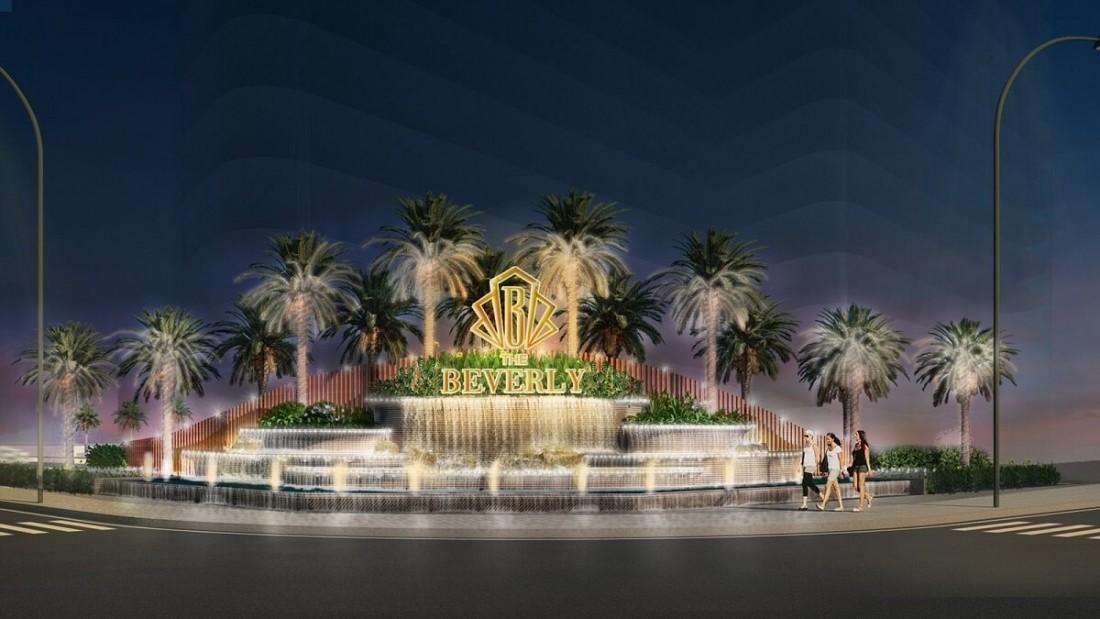 Giá bán sản phẩm The Beverly chưa được công bố chính thức trên thị trường