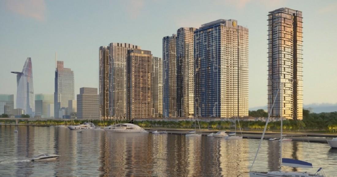 Masteri West Height nằm trong khu quy hoạch đồng bộ của khu vực